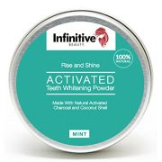 Infinitive-Beauty-Rise-And-Shine-Activated-Teeth-Whitening-Powder-Natural-Mint-Charcoal-and-Coconut-Shell pic1